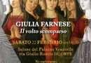 """""""Giulia Farnese"""" di Bonaventura Caprio al palazzo vescovile a Orte"""