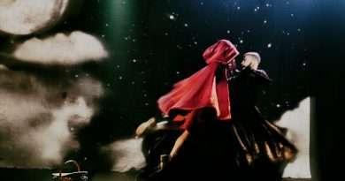 A teatro in famiglia, in scena The Wolf – Cappuccetto Rosso