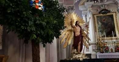 #IoRestoaCasa, ma il Cristo Risorto di Tarquinia a Pasqua possa benedire le campagne