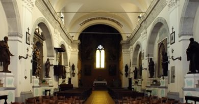 Presentato il programma della Settimana santa alla chiesa S. Francesco di Acquapendente