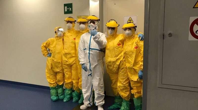 """Coronavirus, Asl Viterbo: """"Nessun caso accertato nella giornata di oggi"""""""