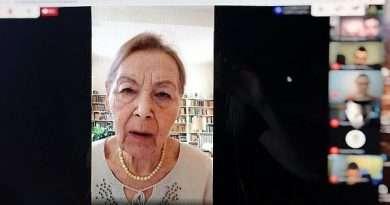 """Edith Bruck (scrittrice ebrea deportata) ai ragazzi della Fantappié: """"Perdere tutto ma non la speranza"""""""
