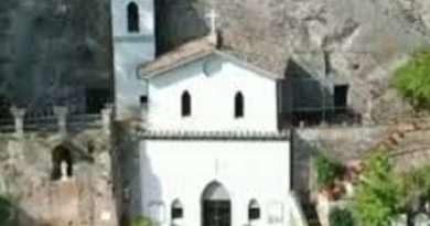 Orte onora dal 1460 il santuario della Trinità con l'omaggio di una campana domenica 7 giugno