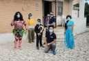A Tarquinia Lido i bambini accolti dai supereroi