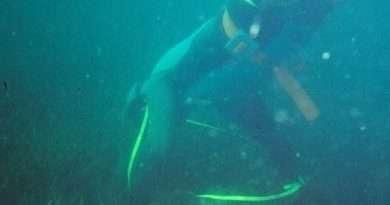 Stas, continuano le conferenze di archeologia subacquea con Massimo Sonno