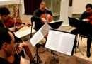 Musica. Il  quartetto Ardeat ad Acquapendente
