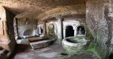 Aperti al pubblico i siti di Orte Sotterranea leColombaie rupestri, il Ninfeo rinascimentale e la città portuale romana sul Tevere