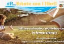 #R… Estate con i libri! Letture animate e workshop creativi in forma digitale