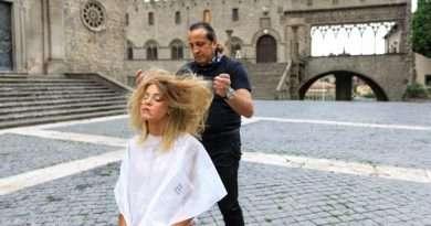 NewTuscia Tv: Gabriele La Fortuna Hairstylist, il videopromo