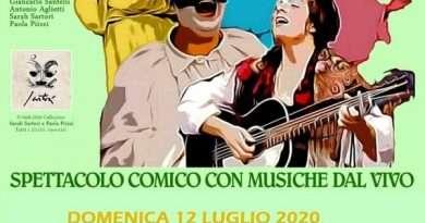 Duetto comico con musiche dal vivo di e con Manuel Pernazza e Alessia Luongo