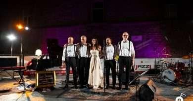Grande energia con i Four Season Band, stasera i Bravo Baboon chiudono JazzUp Festival