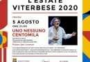 Uno Nessuno Centomila, Enrico Lo Verso a Piazza San Lorenzo