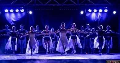 """Ferento 2020, appuntamenti al tramonto. Domani, domenica 9 agosto, """"Murphy"""" con la New Angel Dance Academy"""
