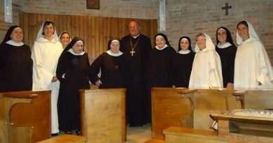 Al Monastero S. Scolastica Fraternità di Bose, l'arte di crescere