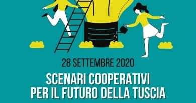 """""""Scenari cooperativi per il futuro della Tuscia"""": lunedì 28 settembre il convegno in modalità webinar"""