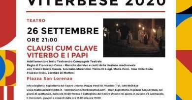 Clausi cum clave – Viterbo e i Papi, sabato 26 settembre a piazza San Lorenzo