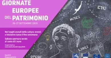 Le Giornate Europee del Patrimonio 2020 sono dedicate al tema dell'Educazione