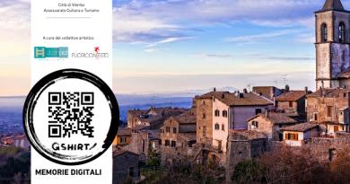 Settembre: residenza artistica Qshirt a San Martino al Cimino
