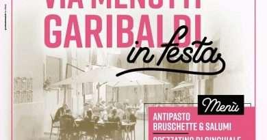 Tarquinia, cena di solidarietà giovedì 24 in via Menotti Garibaldi