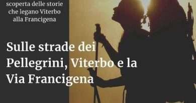"""""""Sulla strada dei pellegrini, Viterbo e la via Francigena"""", domenica 4 ottobre la visita guidata"""