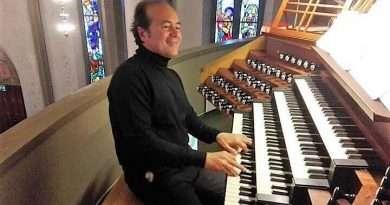 I Bemolli sono blu – Viterbo in Musica, Ferdinando Bastianini all'organo nella chiesa abbaziale di San Martino