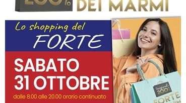 Sabato 31 ottobre Orte accoglierà il Mercatino di Forte dei Marmi