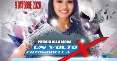 """Un Volto x Fotomodella Lazio: si parte il 9 ottobre con """"Bellezza tour a night in Roma"""" (Foto)"""