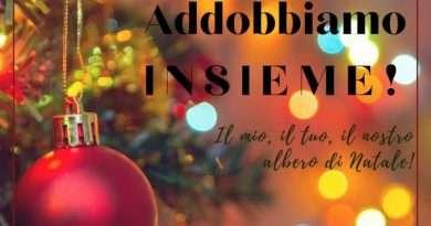 """Vasanello lancia l'invito ai cittadini: """"Addobbiamo l'Albero insieme"""""""
