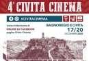 4° Civita Cinema confermato dal 17 al 20 dicembre 2020