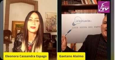 Luce Nuova sui fatti: a Video Fashion Tv Gaetano Alaimo parla del progetto Tv su Tele Lazio Nord (Video)