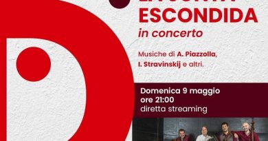 Le domeniche dell'Unione, in streaming, tra musica e letteratura. Si comincia con la Junta Escondida