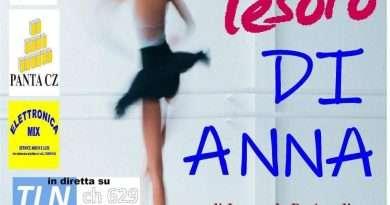 Il tesoro di Anna, il 21 maggio via streaming dal Teatro Unione