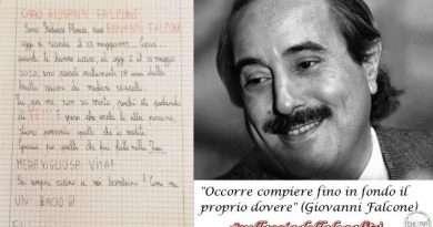 Oggi Giovanni Falcone avrebbe compiuto 82 anni