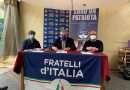I numeri straordinari del tesseramento ed il primo gazebo digitale in Italia al cento dell'incontro con FdI
