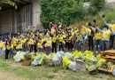 Spiagge e Fondali Puliti, con la campagna di pulizia sui litorali rimossi più di 10 tonnellate di rifiuti nel Lazio