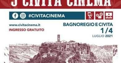 Quinta edizione di Civita Cinema