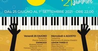 Al via il Tarquinia Jazz Summer Festival 2021
