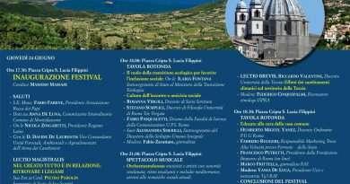 Montefiascone, prima edizione del Festival dell'Ecologia Integrale
