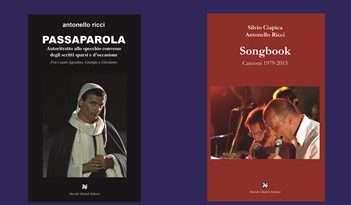 """""""Passaparola"""" e """"Songbook"""", Antonello Ricci festeggia i 60 anni a modo suo…"""