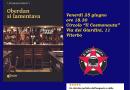 """Rassegna """"Due Giorni Libresca"""" al circolo Arci """"Il Cosmonauta"""" Viterbo"""