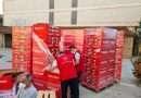 Delegazione Viterbo-Rieti Ordine di Malta Italia: donate 7 mila colombe pasquali