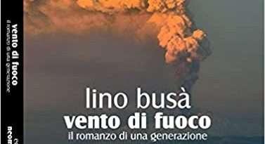 """Al Cedido di Palazzo dei Papi la presentazione del romanzo """"Vento di fuoco"""" di Lino Busà"""
