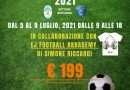 """""""Technical Football camp"""" a Pescia Romana"""