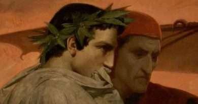 """Dante/Enea l'esule"""" con Sebastiano Tringali a Ferento"""