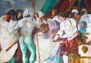 L'affresco di Cecco a Villa Lante torna alla ribalta con l'opera teatrale a Quartieri dell'Arte