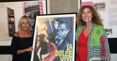 """Rotary Viterbo: ottimo il bilancio della mostra """"Fellini, Viterbo e il sogno"""""""