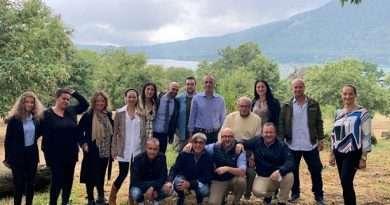 L'europarlamentare Nicola Procaccini a sostegno di candidati e realtà agricole ed imprenditoriali della Tuscia
