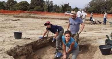 Festival della Scienza 2021: scavi con l'Unitus
