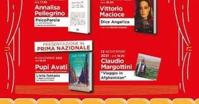Poker di grandi autori per Caffeina con Claudio Margottini e Pupi Avati in prima nazionale