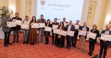 Sud Top Wine, ecco i vincitori
